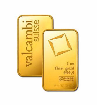 صورة 1 ounce (troy) Fine Gold