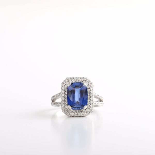 Picture of The Royal Sapphire Ring