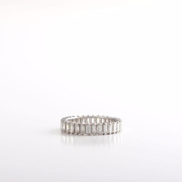 Picture of Stunning Diamond Alliance Ring
