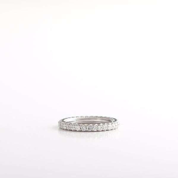 Picture of The Eternity Alliance Diamond Ring