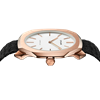 White&Rose Gold Case Super Slim 36mm Top View