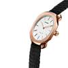 White&Rose Gold Case Super Slim 36mm Side View