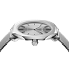 Silver Super Slim 36 mm Top View