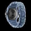 Blue Camo Polycarbon 40.5 mm Back View