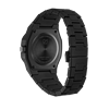 Black Marble Polycarbon 40.5 mm Back View