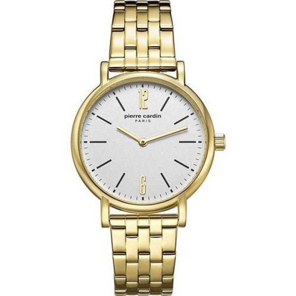 Ladies Gold Strap Front View