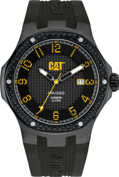 Navigo Carbon All Black Date
