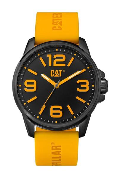 Hamonton Quartz Yellow&Black Front View