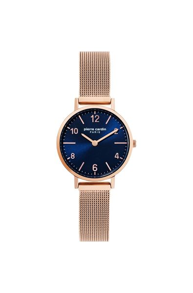 Ladies Navy Dial Front View