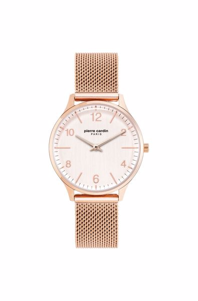 Ladies All Rose Gold Front View