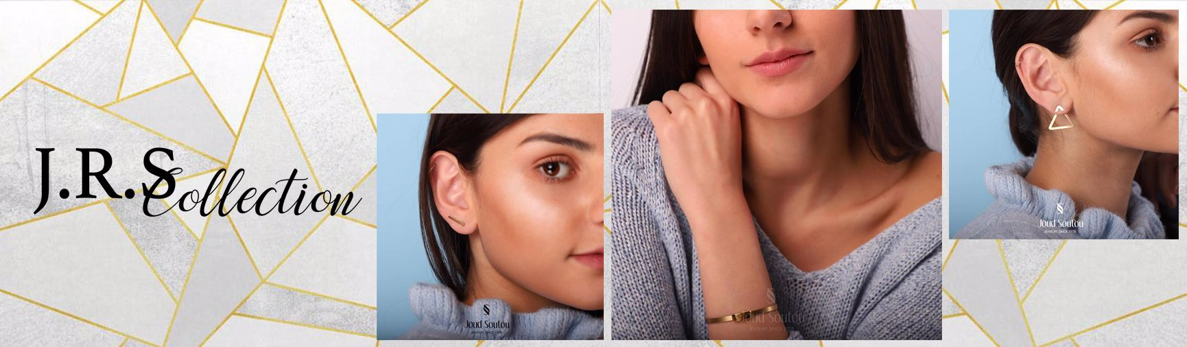 Joud Soutou Jewelry Spring 2019 Collection
