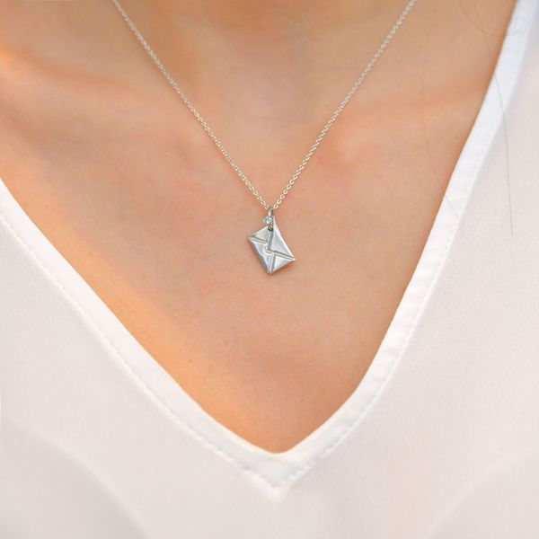 Picture of Amore Diamond  Necklace