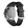 Picture of D1 Milano Gun Metal Automatic Rubber 41.5 mm