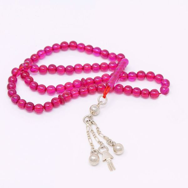 Picture of Ruby Prayer Beads