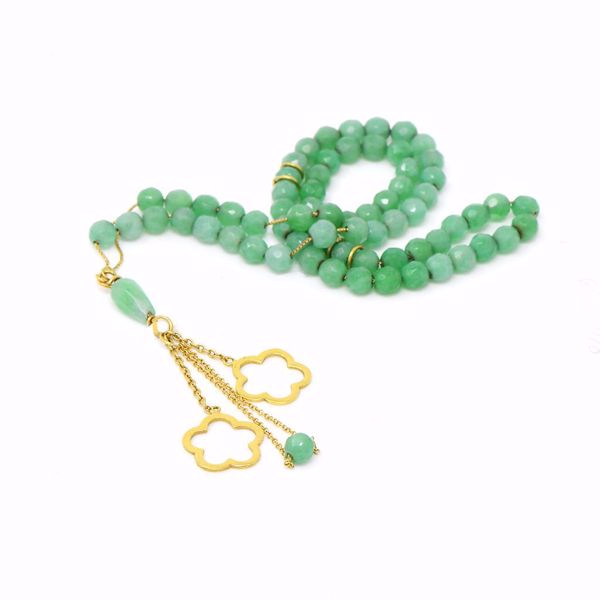 Picture of Emerald Prayer Beads
