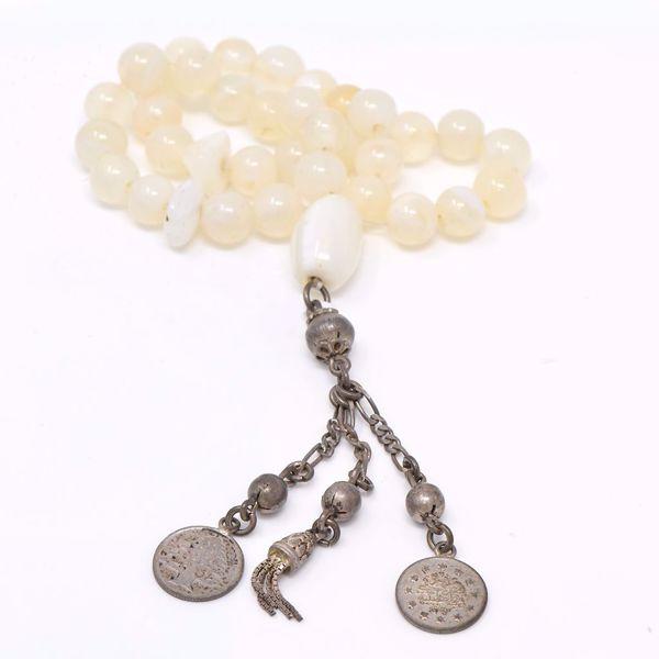 صورة Akik Yemen Prayer Beads
