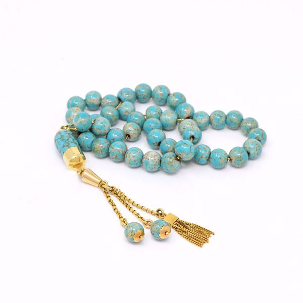 Picture of Turquoise Prayer Beads