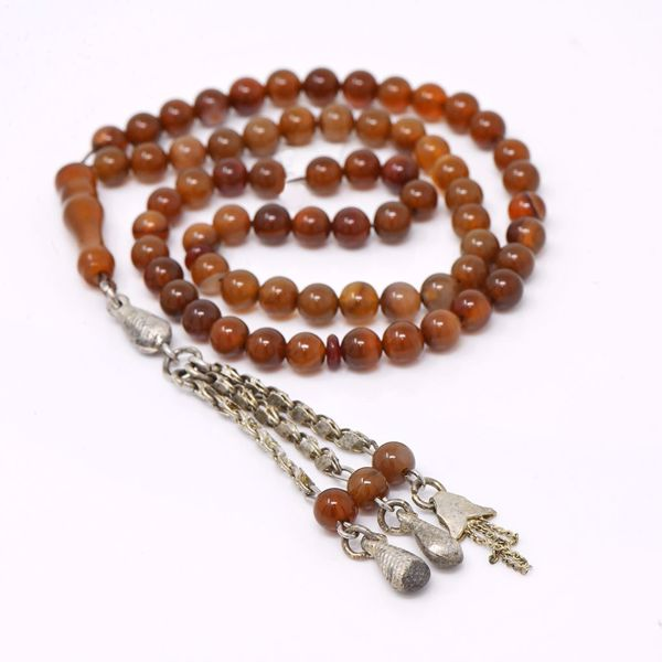صورة Akik Prayer Beads