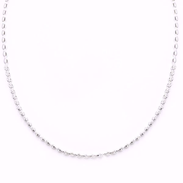 Picture of The Marquise Cut Diamond Rivière Necklace
