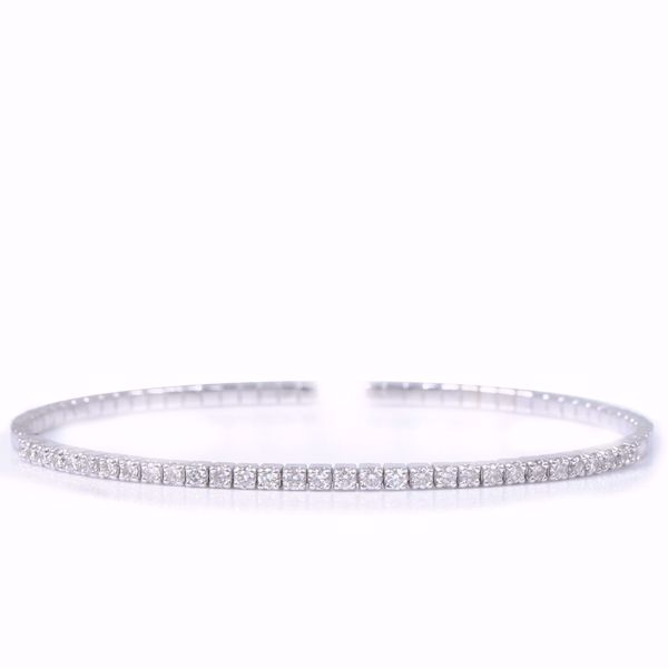 Picture of White Bangle
