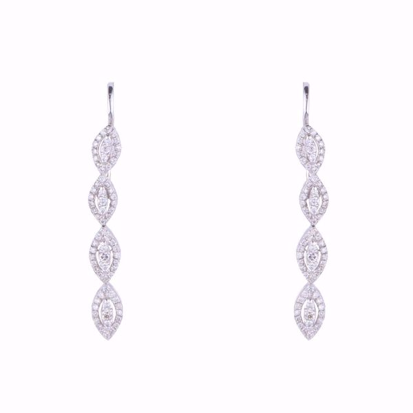 Picture of Special Occasion Diamond Earrings
