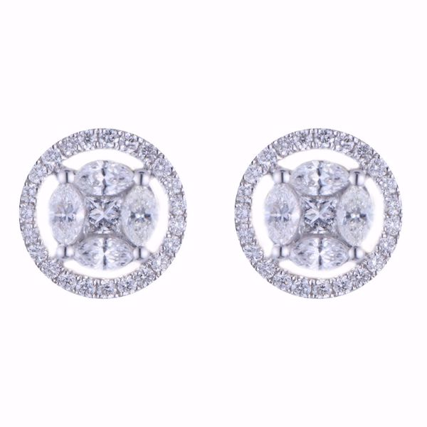 Picture of Illusion Earrings
