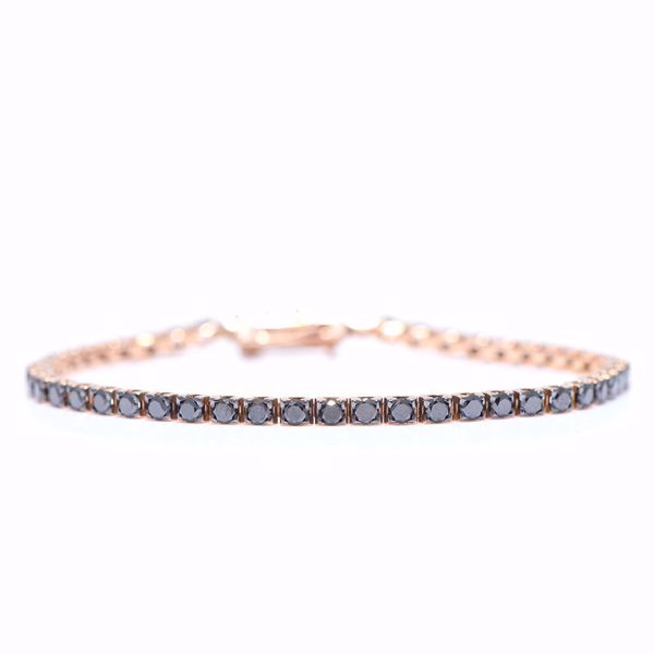 Picture of Black Diamond Bracelet