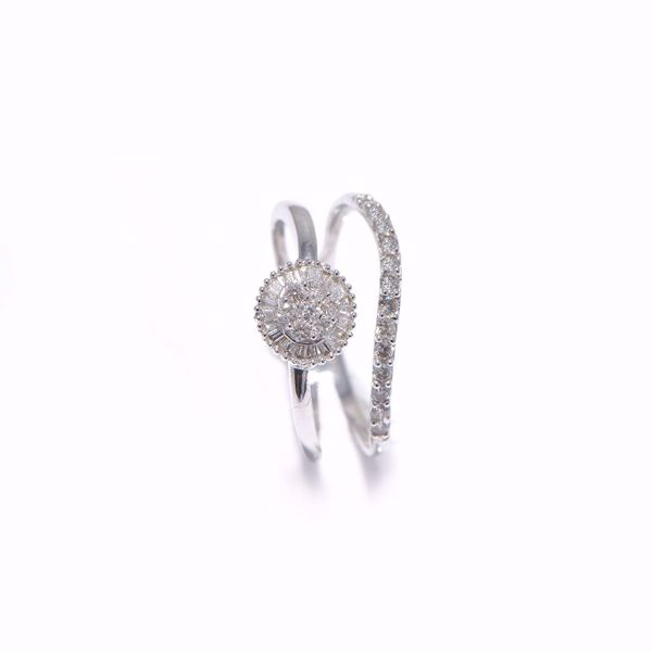 Picture of The Two In One Diamond Ring
