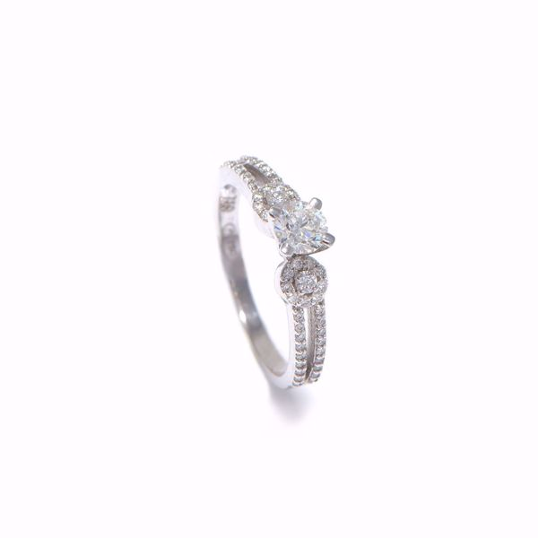 Picture of Magical Diamond Solitaire Ring