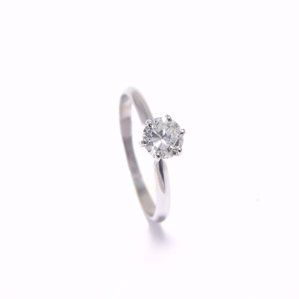 Picture of Iconic Diamond Solitaire Ring