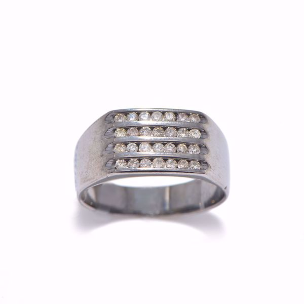Picture of The Rows Diamond Ring