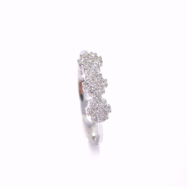 Picture of Divine White Diamond Ring