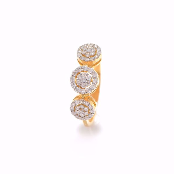Picture of Classic White Diamond Ring