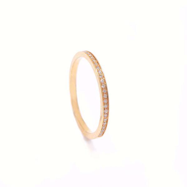 صورة Simple Diamond Ring