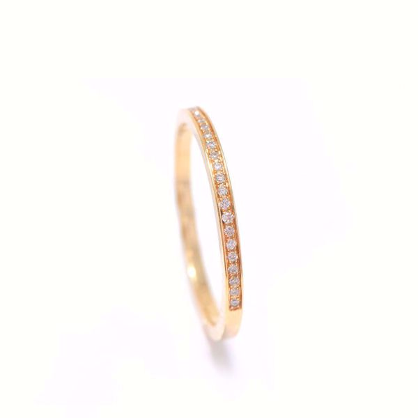 Picture of Captivating Half-Turn Ailliance Diamond Ring