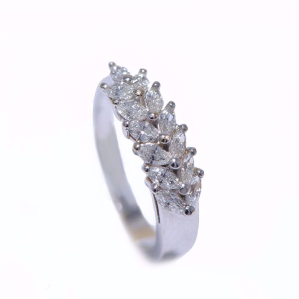 Picture of Glamorous Marquise Diamond Ring
