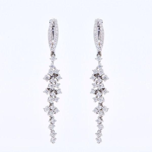 Picture of Breathtaking Diamond Earrings