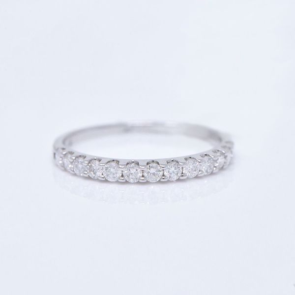 Picture of White Diamond Alliance Ring