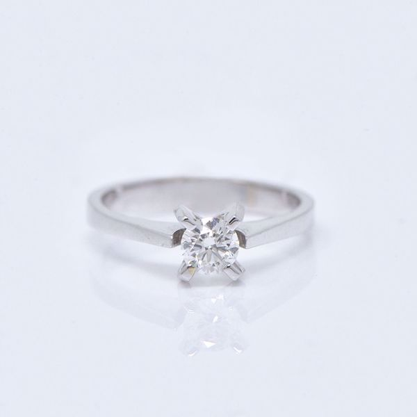 Picture of Solitaire Diamond Ring
