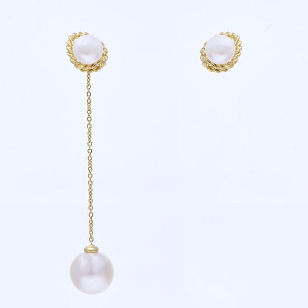 Picture of Pearl Earrings - JRS Handmade Jewelry Collection